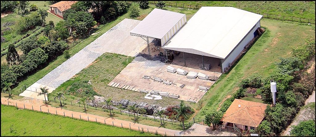 Foto aérea da Alfadimmi